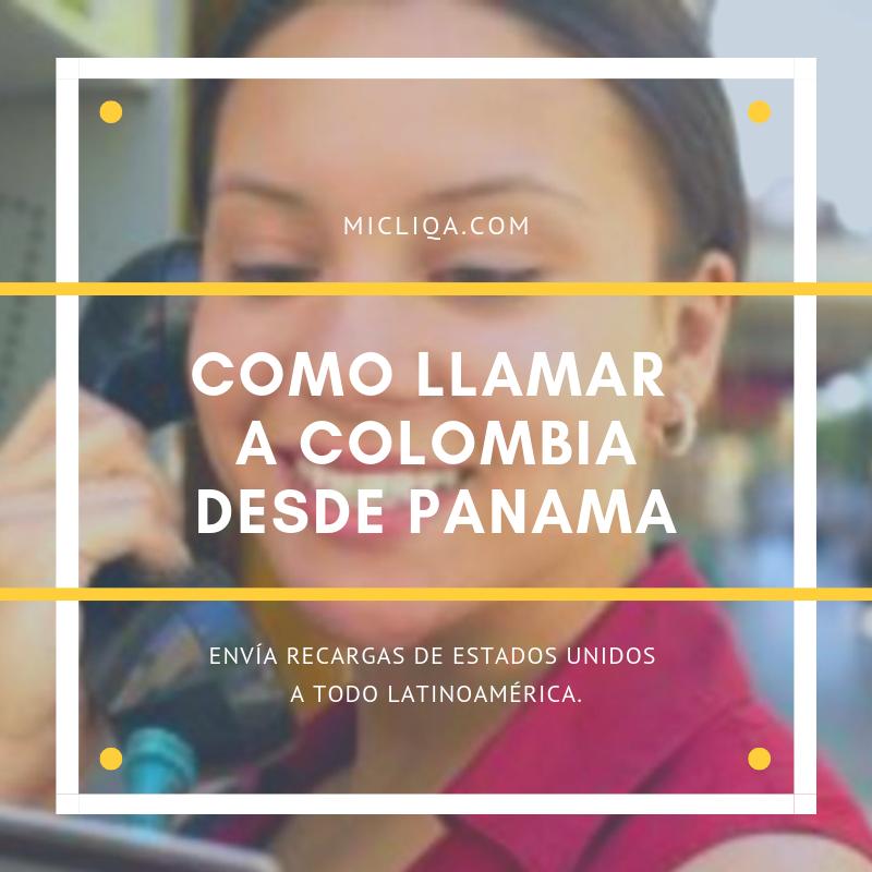C mo llamar a colombia desde panam - Como llamar a puerto rico ...